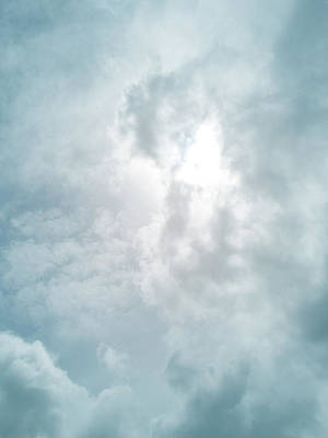 Photograph - Sky Series - Beginnings by Kathleen Grace