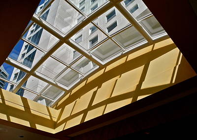 Photograph - Skylight With A View by Kirsten Giving