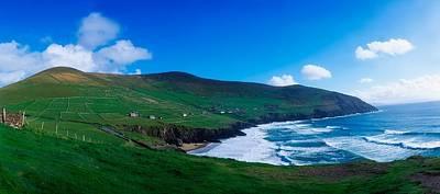 Slea Head, Dingle Peninsula, Co Kerry Print by The Irish Image Collection