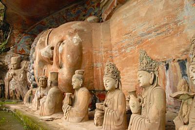 Sleeping Buddha Original