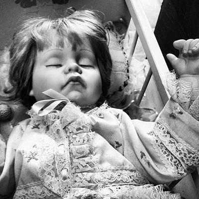 Photograph - Sleepy Creepy by Lora Mercado