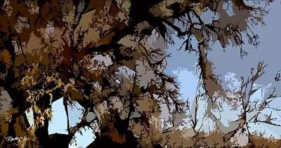 Digital Art - Sleepy Hollow by Jim Pavelle