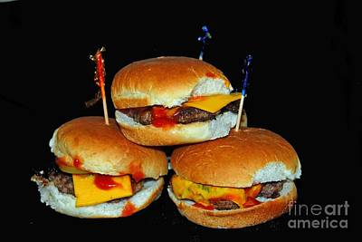 Sliders Art Print by Cindy Manero