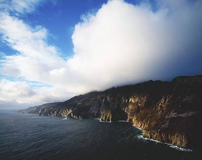 Slieve League Photograph - Slieve League, County Donegal, Ireland by The Irish Image Collection