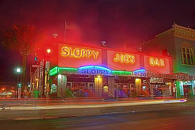 Photograph - Sloppy Joes by Scott Meyer