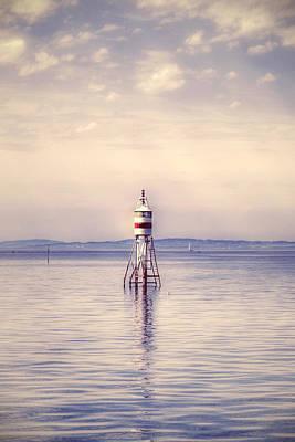 Small Lighthouse Art Print by Joana Kruse