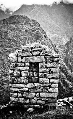 35mm Photograph - Small Wall by Darcy Michaelchuk