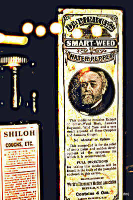 Photograph - Smart Weed by Diane montana Jansson