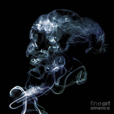 Photograph - Smoke Five by Ken Frischkorn