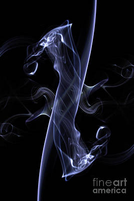 Photograph - Smoke Twenty Four      by Ken Frischkorn