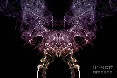 Photograph - Smoke Twenty Nine   by Ken Frischkorn