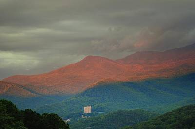 Smoky Mountain Way Print by Frozen in Time Fine Art Photography