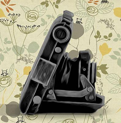 Brownie Digital Art - Snapshots by Bill Cannon