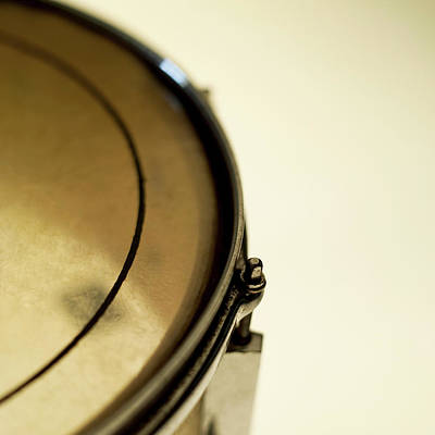 Single Object Photograph - Snare Drum, Close-up And Cropped by Stockbyte