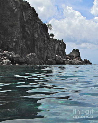 Photograph - Snorkeling In The Caribbean by Carol  Bradley