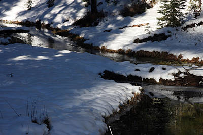 Photograph - Snow Covered - 0004 by S and S Photo