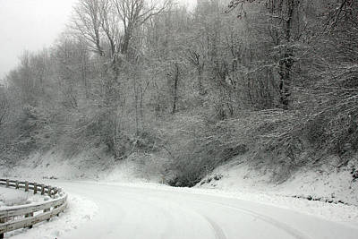 Photograph - Snow Covered - 0015 by S and S Photo