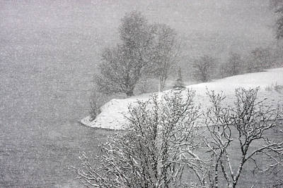 Photograph - Snow Covered - 0020 by S and S Photo