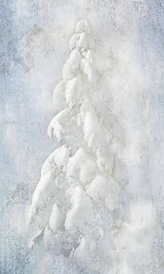 Snow Folly Art Print