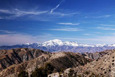 Ski-scape Photograph - Snow Mountain by Chenglung Chen