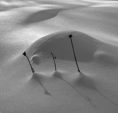 Snowdrifts Original by Joseph Schmidt