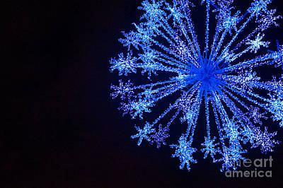 Photograph - Snowflake Sparkle by Anca Jugarean