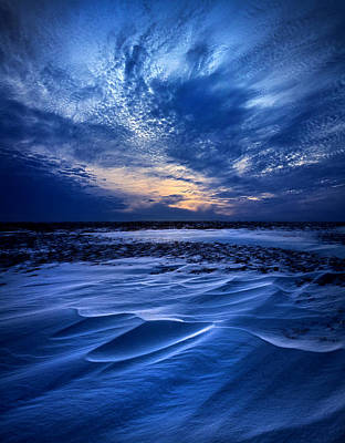 Snow's Serenade Art Print by Phil Koch