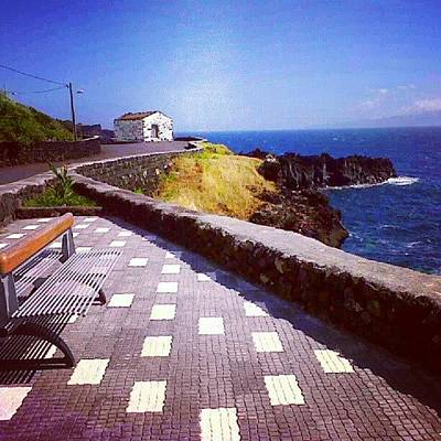 Landscape_lover Photograph - São Jorge Island, Azores, Portugal by Jorge Silveira Sousa