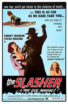 Cult Film Photograph - So Sweet So Dead, Aka The Slasher, 1972 by Everett