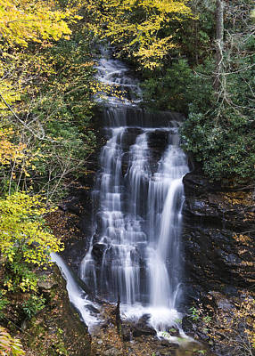 Photograph - Soco Falls by Rick Hartigan