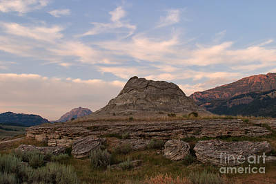 Photograph - Soda Butte by Charles Kozierok