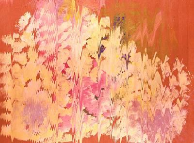 Soft Echoes Art Print by Anne-Elizabeth Whiteway