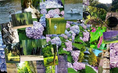 Soft Lavender Art Print by Sherry  Kepp