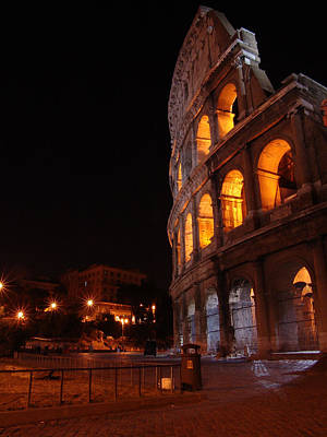 Photograph - Soft Nightlight by Alessandro Della Pietra