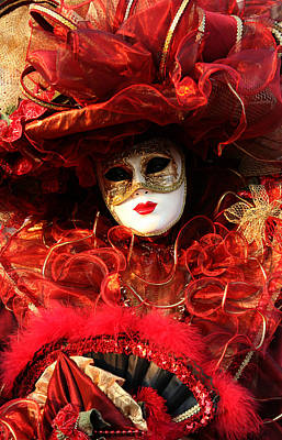 Photograph - Solanges Hat Of Ribbons by Donna Corless