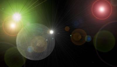 Photograph - Solar Chaos by Elizabeth  Doran