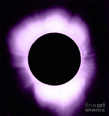 Solar Eclipse Print by Science Source