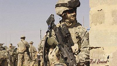 Soldiers. Original