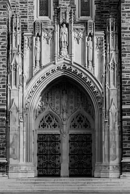 Photograph - Solemn Gothic  by Gene Hilton