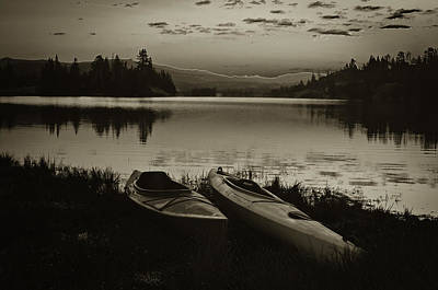 Photograph - Solitude At Utica by Sherri Meyer