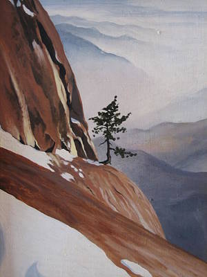 Painting - Solitude by Barbara Prestridge