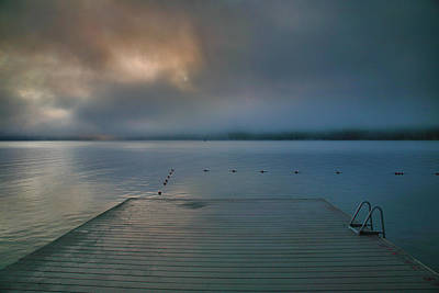 Finger Lakes Photograph - Solitude I by Steven Ainsworth
