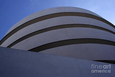 Solomon R. Guggenheim Museum Art Print