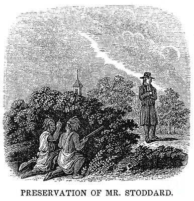 Hiding Photograph - Solomon Stoddard by Granger