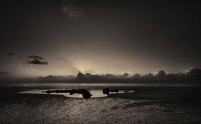 Dumfries Photograph - Solway Sunrise by Andy Astbury