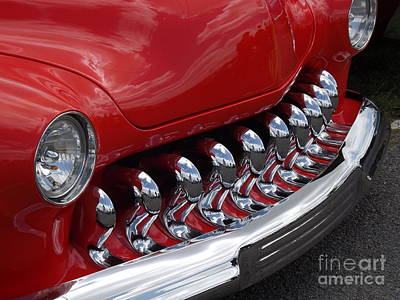 50 Merc Photograph - Something Bout A Mercury by Chad Thompson