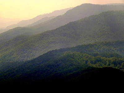 Cumberland Gap Photograph - Song Of The Hills by Karen Wiles