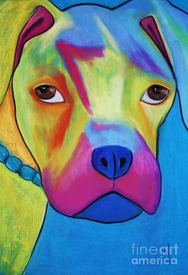 Painting - Sonny Blu by Melinda Etzold