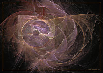 Digital Art - Sophia's Choice by Sipo Liimatainen