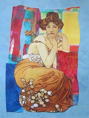 Sophie 2 Art Print
